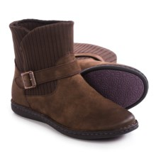 Eastland Adalyn Boots - Leather (For Women) in Brown - Closeouts