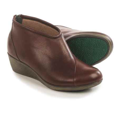 Eastland Arianna Ankle Boots - Leather (For Women) in Brown - Closeouts