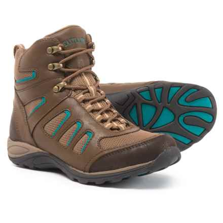 Eastland Ash Hiking Boots (For Women) in Tan/Teal - Closeouts