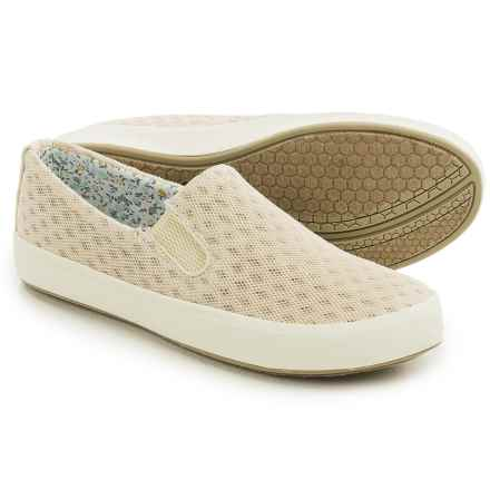 Eastland Breezy Shoes - Slip-Ons (For Women) in Bone - Closeouts