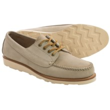 Eastland Bremen USA Camp Moc Oxford Shoes - Leather (For Men) in Bone - Closeouts