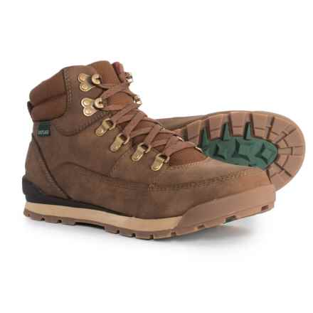 Eastland Canyon Hiking Boots (For Men) in Nutmeg Leather Finish - Closeouts