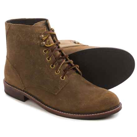 Eastland Elkton 1955 Boots - Leather (For Men) in Khaki - Closeouts