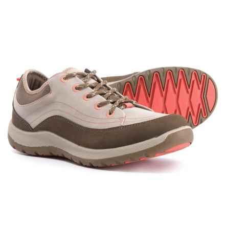 e5756b3ce5 Clearance. Eastland Erika Hiking Shoes (For Women) in Bone Nubuck Leather  Finish - Closeouts
