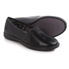 Eastland Evelyn Espadrilles - Leather  (For Women) in Black - Closeouts