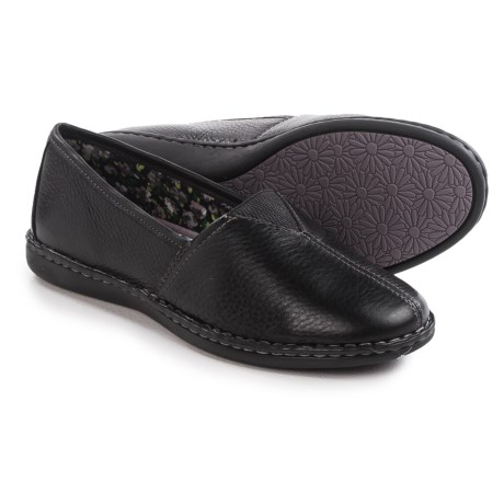 Eastland Evelyn Leather Shoes Slip Ons (For Women)