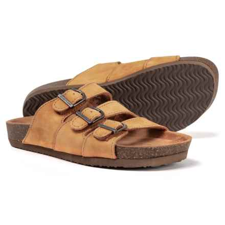Eastland Faye Sandals (For Women) in Tan