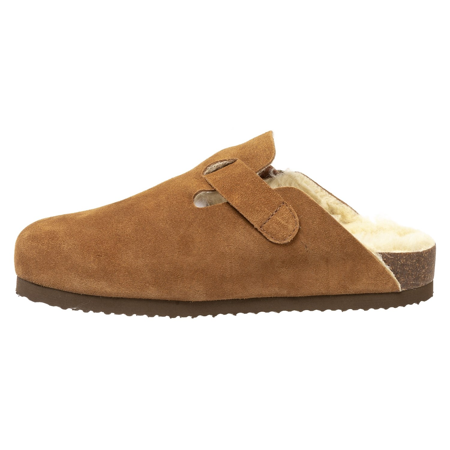 b81cf4849 Eastland Gina Shearling-Lined Clogs (For Women) - Save 33%
