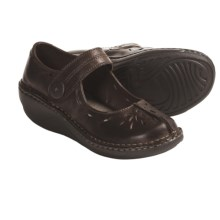 Eastland Great Shakes Mary Jane Shoes - Leather (For Women) in Coffee - Closeouts