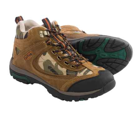 Eastland Haystack Hiking Boots (For Men) in Khaki - Closeouts
