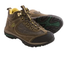 Eastland Haystack Hiking Boots (For Men) in Olive Suede - Closeouts