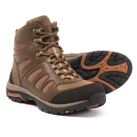 Eastland Hickory Hiking Boots (For Men) in Tan/Orange - Closeouts
