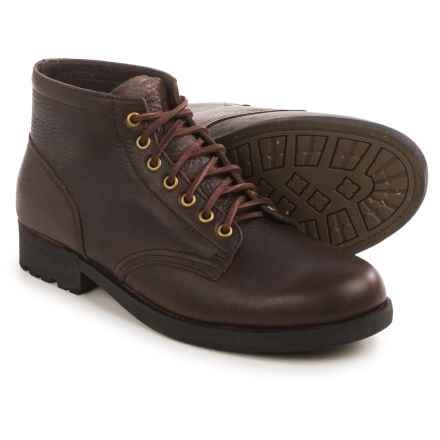 Eastland Jackson 1955 Chukka Boots - Leather (For Men) in Brown - Closeouts