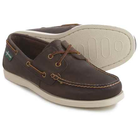 Eastland Kittery 1955 Boat Shoes - Leather (For Men) in Brown - Closeouts