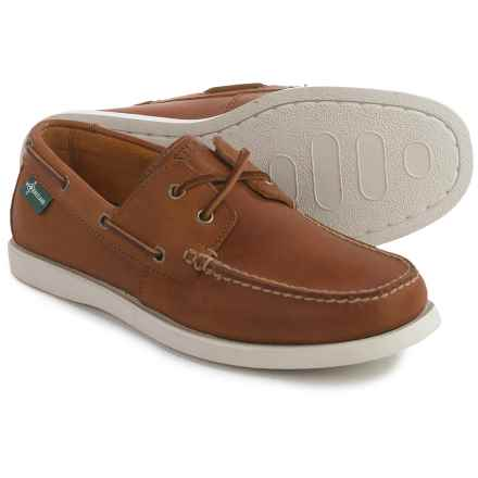 Eastland Kittery 1955 Boat Shoes - Leather (For Men) in Tan - Closeouts