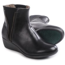 Eastland Layla Ankle Boots - Leather (For Women) in Black - Closeouts