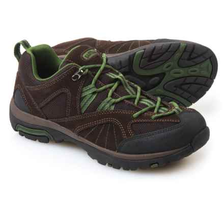 Eastland Olympus Hiking Shoes - Suede (For Men) in Brown - Closeouts