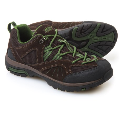 Eastland Olympus Hiking Shoes - Suede (For Men) in Brown