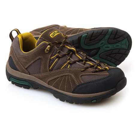 Eastland Olympus Hiking Shoes - Suede (For Men) in Olive Suede