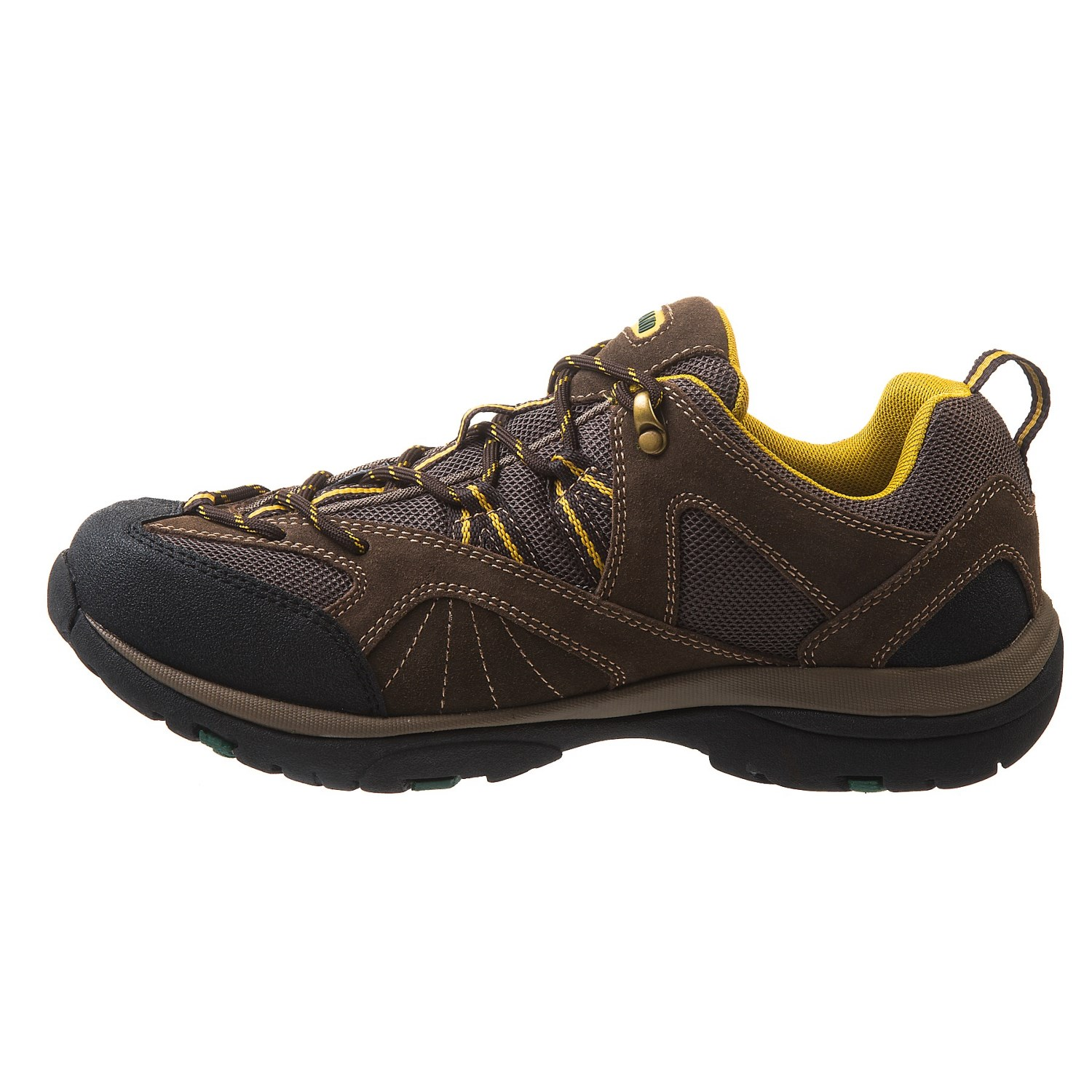 Eastland Olympus Hiking Shoes Suede For Men