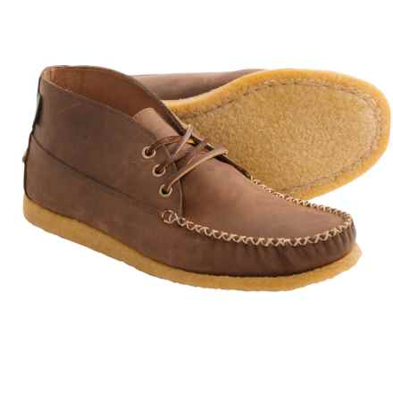 Eastland Oneida 1955 Chukka Boots (For Men) in Brown - Closeouts