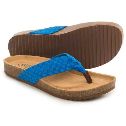 Eastland Ophella Sandals (For Women) in Blue - Closeouts