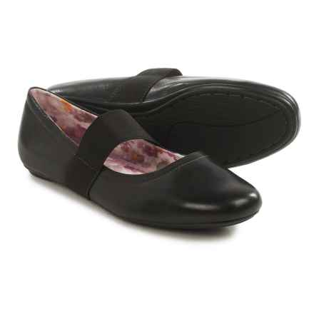 Eastland Sable Mary Jane Shoes - Leather (For Women) in Black - Closeouts