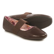 Eastland Sable Mary Jane Shoes - Leather (For Women) in Brown - Closeouts