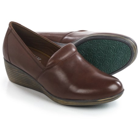 Eastland Savannah Clogs - Leather, Closed Back (For Women)