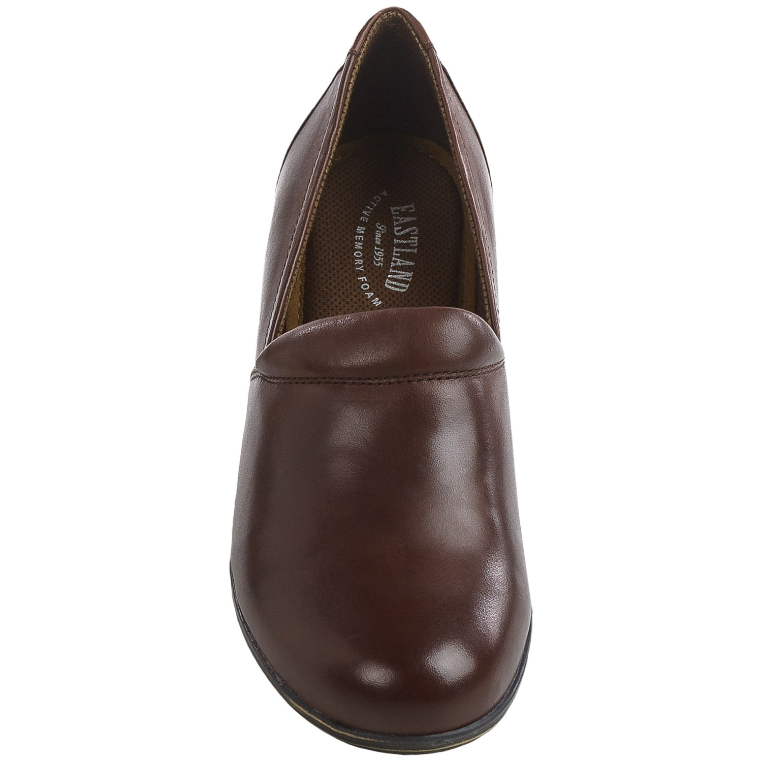 Eastland Savannah Clogs Leather Closed Back For Women