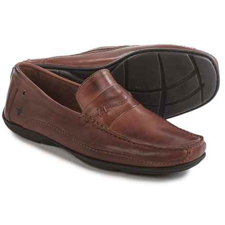 Eastland Sebring Driving Moc Loafers - Leather (For Men) in Brown - Closeouts