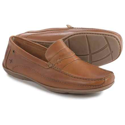 Eastland Sebring Driving Moc Loafers - Leather (For Men) in Tan - Closeouts