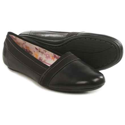 Eastland Seren Espadrilles (For Women) in Black - Closeouts