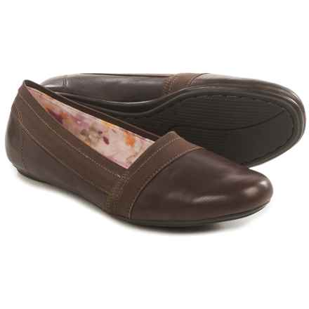 Eastland Seren Espadrilles (For Women) in Brown - Closeouts