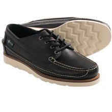 Eastland Stoneham 1955 Camp Moc Oxford Shoes (For Men) in Black - Closeouts