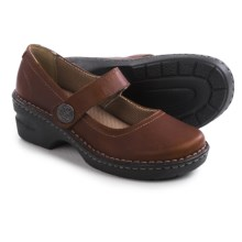 Eastland Tansy Mary Jane Shoes - Leather (For Women) in Brown - Closeouts