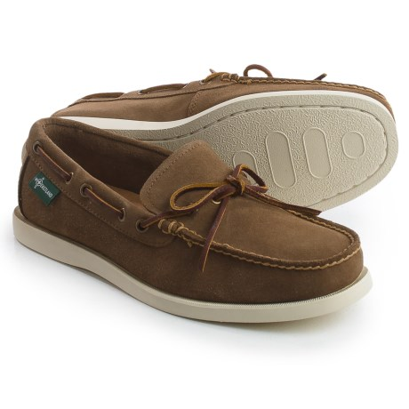 Eastland Yarmouth 1955 Boat Shoes - Leather (For Men) in Khaki