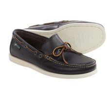 Eastland Yarmouth 1955 Boat Shoes - Leather (For Men) in Navy - Closeouts