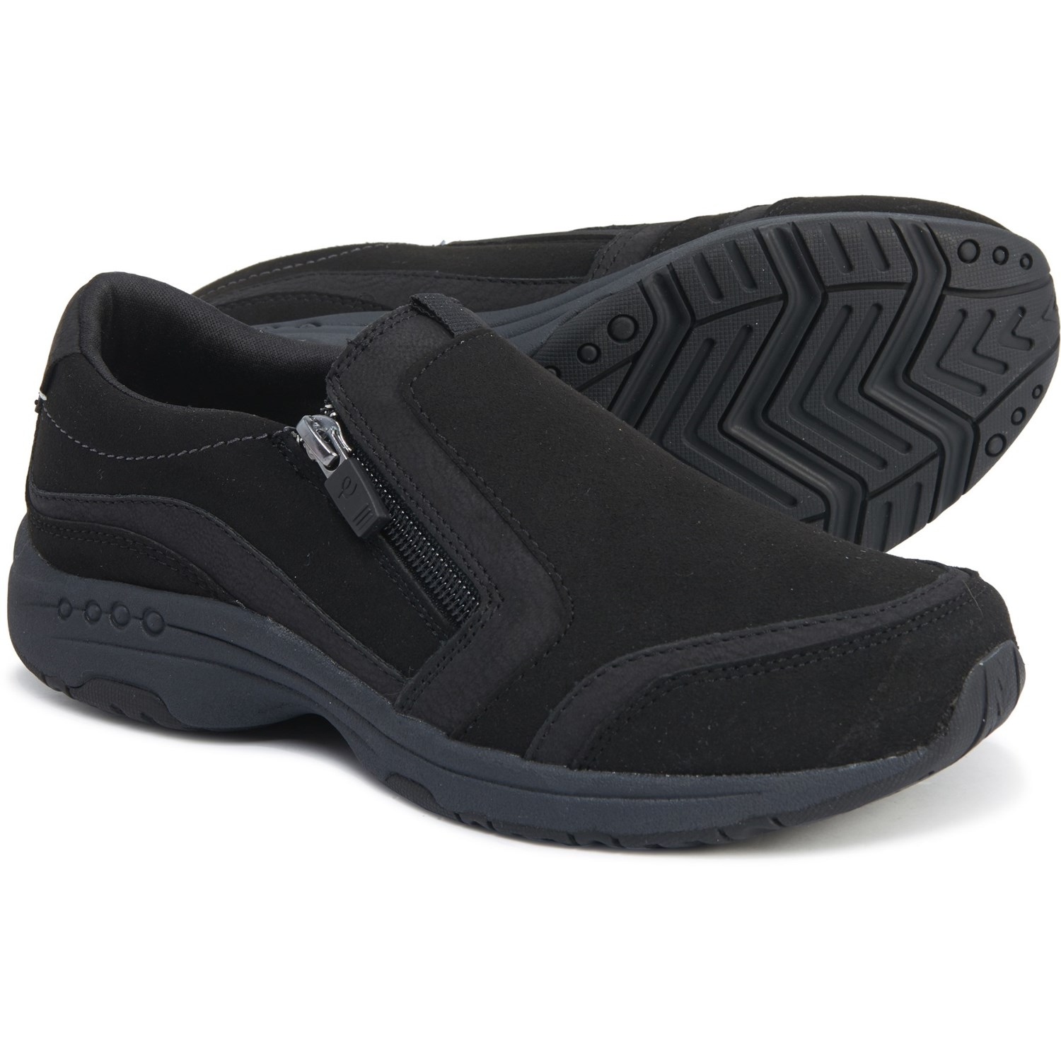 Easy Spirit Black Thallow2 Shoes (For