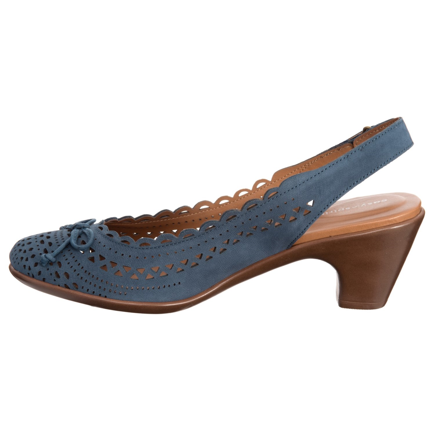 def4b6b503c Easy Spirit Chatt Slingback Shoes (For Women) - Save 25%