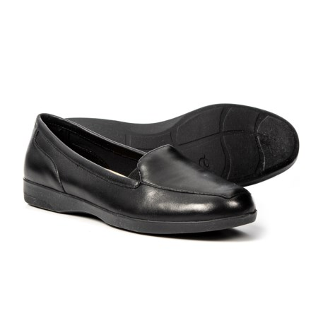 4eff8e2c6270 Easy Spirit Dream Loafers - Leather (For Women) in Black - Closeouts
