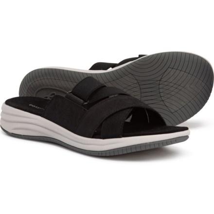 26e0dd1b9 Easy Spirit Drones2 Sandals (For Women) in Black Black16