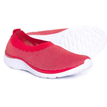 e7962af0cf89ee Easy Spirit Gottobe2 Sneakers (For Women) in High Risk Coral Blush Multi