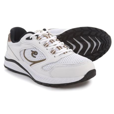 Easy Spirit Hender Walking Shoes (For Women) in White