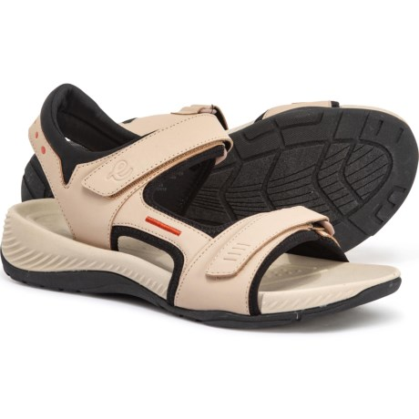 c8bf7cfc700e Easy Spirit Noise 3 River Sandals (For Women) in Light Natural Black