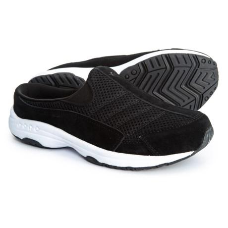 353f17975ce6 Easy Spirit Phoenix Athletic Clogs (For Women) in Black White