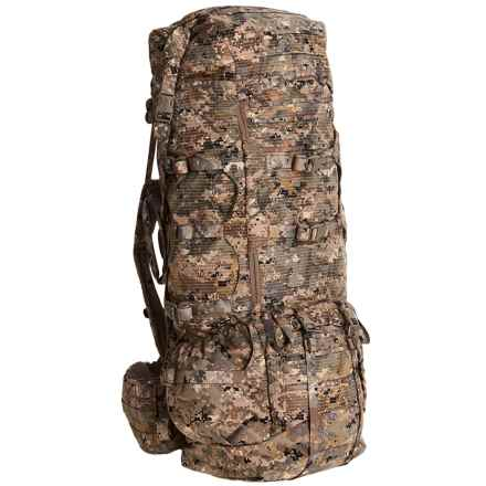 Eberlestock Big Top Hunting Backpack - Internal Frame in Unicam Dry/Aramid - Closeouts