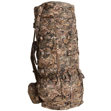 Eberlestock Big Top Hunting Backpack - Internal Frame in Unicam Dry/Aramid