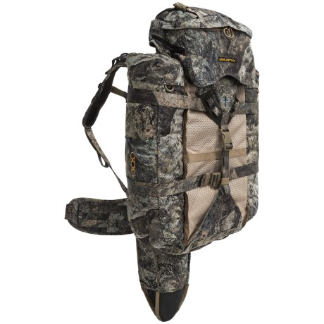 Eberlestock J107 Dragonfly Hunting Backpack - Internal Frame in Rock Veil