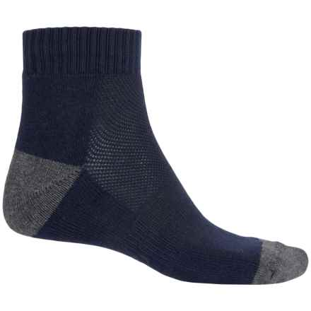 ECCO Arch Support Golf Socks - Ankle (For Men) in Navy - Closeouts